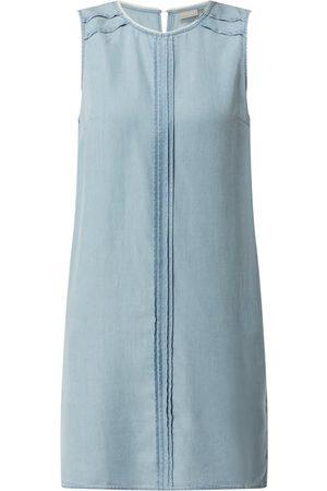 Broadway Sukienka jeansowa z zaszewkami model 'Hetty'