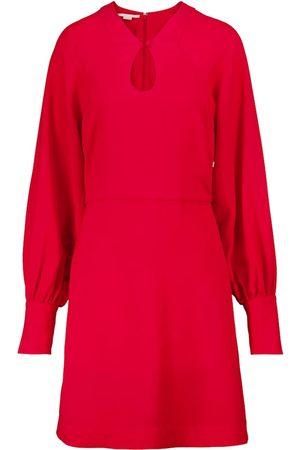 Stella McCartney Crêpe midi dress