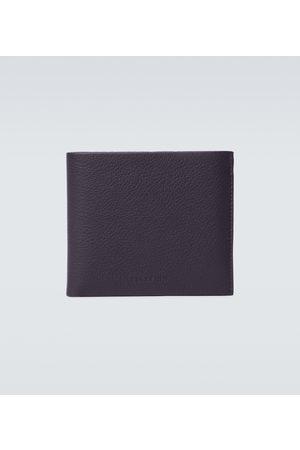 Burberry Portmonetki i Portfele - Leather bifold wallet