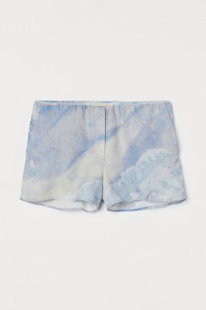 H&M Szorty hotpants z lyocellem