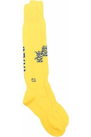 Gucci Mężczyzna Skarpety - Yellow