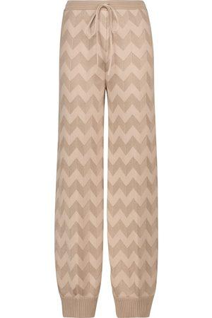 Missoni Wool-blend sweatpants