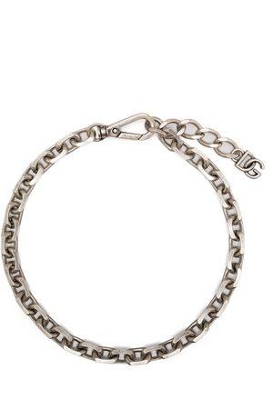 Dolce & Gabbana Mężczyzna Naszyjniki - Silver