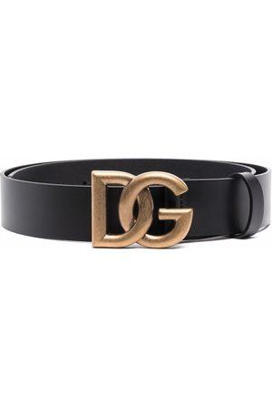 Dolce & Gabbana Mężczyzna Paski - Black