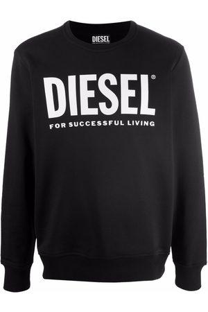 Diesel Mężczyzna Bluzy - Black