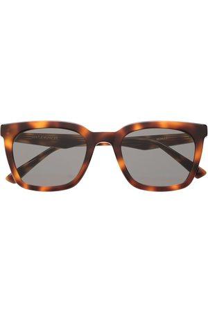 Gentle Monster Okulary przeciwsłoneczne - BROWN/BLACK