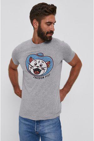 Sisley Mężczyzna Z krótkim rękawem - T-shirt