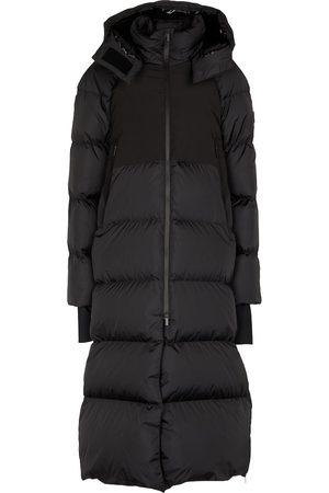 Moncler Kobieta Kurtki puchowe - Heliotrope padded down coat