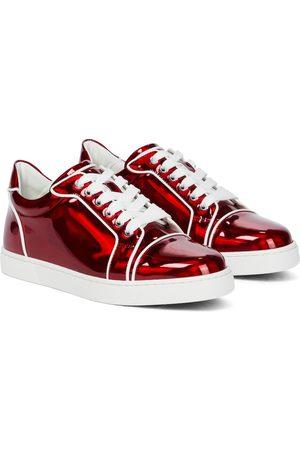 Christian Louboutin Viera Orlato patent leather sneakers