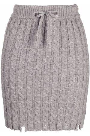 Pinko Kobieta Spódnice mini - Grey