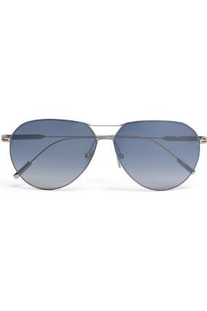 Ermenegildo Zegna Mężczyzna Okulary przeciwsłoneczne - Blue