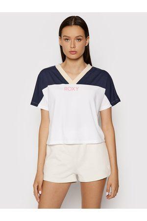 Roxy T-Shirt Trying Your Luck ERJZT05128 Regular Fit
