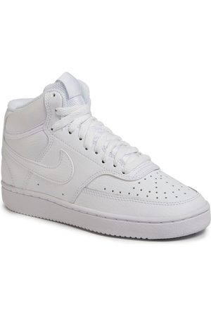 Nike Buty Court Vision Mid CD5436 100
