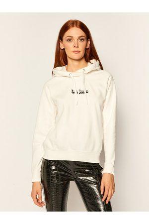 Lee Kobieta Bluzy sportowe - Bluza Hoodie L53WTXRR Regular Fit