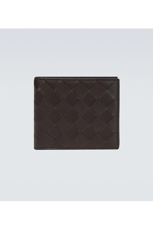 Bottega Veneta Portmonetki i Portfele - Bifold leather wallet