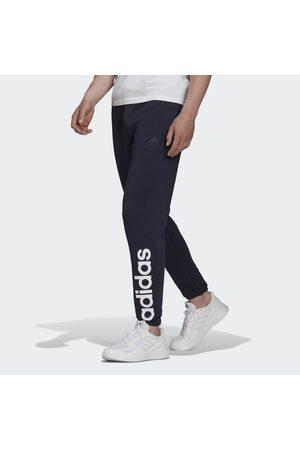 adidas Mężczyzna Dresy - M LIN FL TE PT