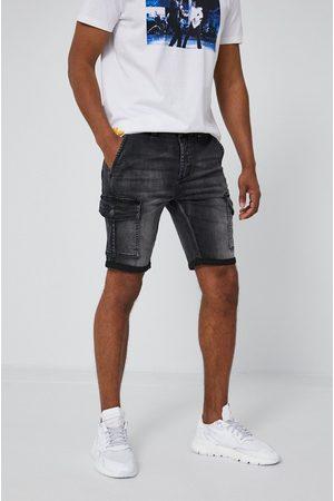MEDICINE Mężczyzna Straight - Szorty jeansowe Summer Heat