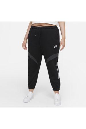 Nike Joggery damskie Air (duże rozmiary) - Czerń