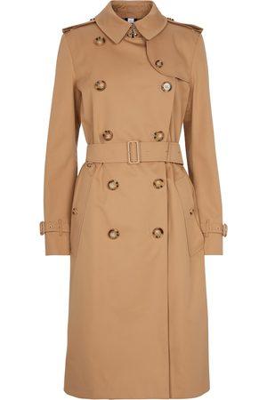 Burberry Kobieta Trencze - Cotton trench coat