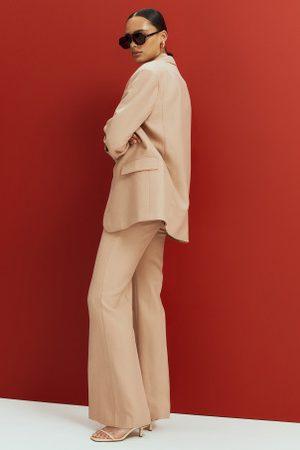 H&M Marynarka oversize z lyocellu