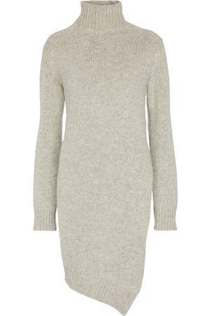 Jil Sander Wool turtleneck dress