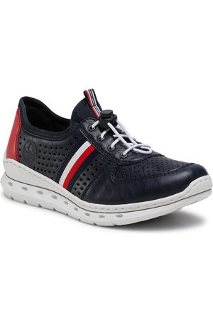 Rieker Sneakersy L22K5-14 Granatowy