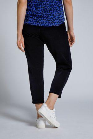 STUDIO UNTOLD Kobieta Spodnie dresowe - Duże rozmiary Spodnie dresowe z imitacji sztruksu, damska, , rozmiar: 46, bawełna/poliester