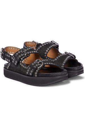 Isabel Marant Ophie suede sandals