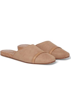 MALONE SOULIERS Rene suede slippers