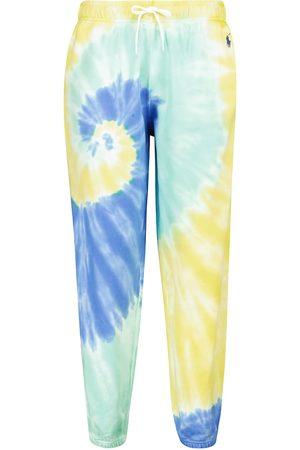 Polo Ralph Lauren Tie-dye cotton sweatpants