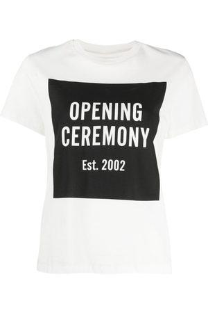 Opening Ceremony Kobieta Koszule - White