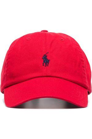 Polo Ralph Lauren Mężczyzna Kapelusze - Logo-embroidered cotton cap