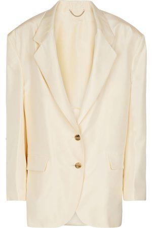 MAGDA BUTRYM Single-breasted silk blazer