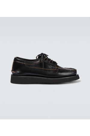 Yuketen Ghillie Moc shoes