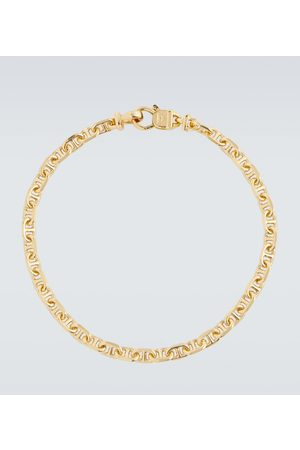 Tom Wood Cable gold-plated sterling silver bracelet