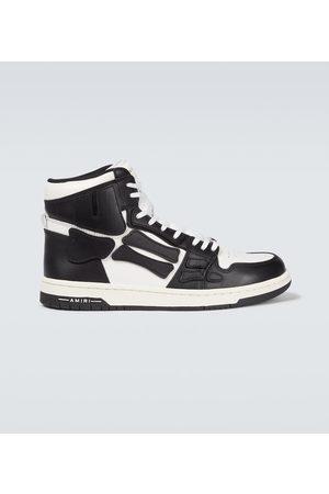 AMIRI Skeleton high-top sneakers