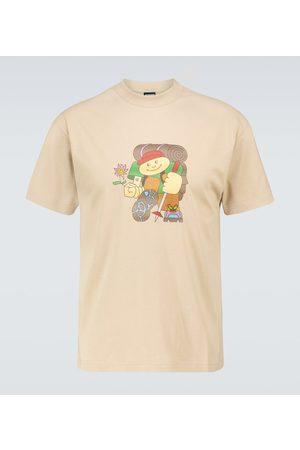Jacquemus Z krótkim rękawem - Le T-shirt Trek short-sleeved T-shirt