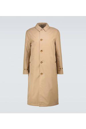 Burberry Kurtki przeciwdeszczowe - Keats reversible raincoat