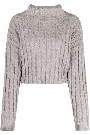 Pinko Kobieta Swetry i Pulowery - Grey