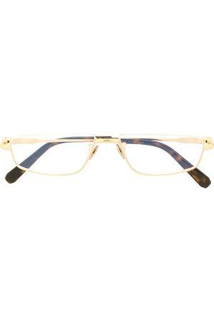 Brioni Mężczyzna Okulary przeciwsłoneczne - Gold