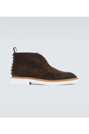 Christian Louboutin Botki - Citycrêpe ankle boots
