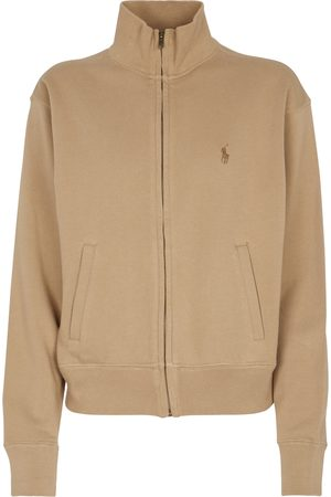 Polo Ralph Lauren Zipped cotton sweatshirt