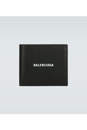 Balenciaga Portmonetki i Portfele - Cash square folded wallet