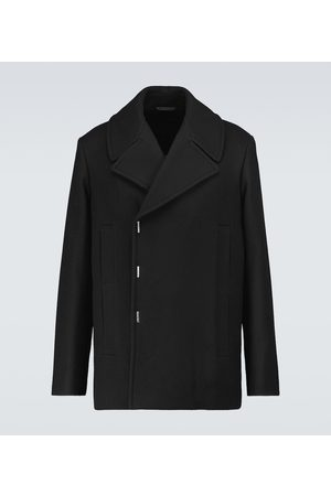 Givenchy Felted wool peacoat