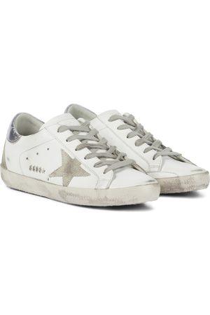 Golden Goose Kobieta Sneakersy - Superstar leather sneakers