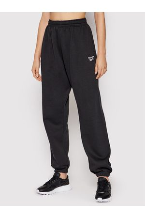 Reebok Spodnie dresowe Classics Cozy GS1715 Oversize