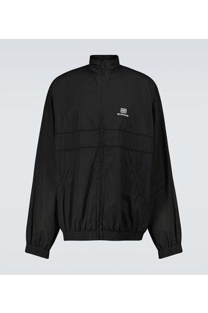 Balenciaga Cotton tracksuit jacket