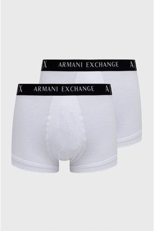 Armani Exchange Mężczyzna Bokserki - Bokserki (2-pack)