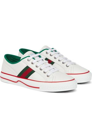 Gucci Tennis 1977 leather sneakers