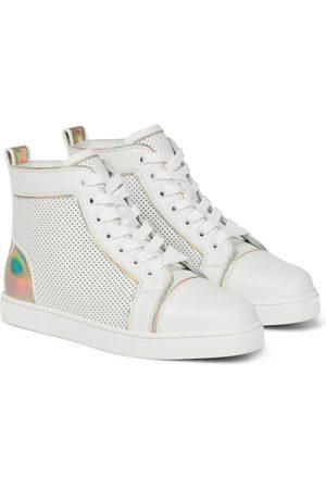 Christian Louboutin Kobieta Tenisówki i Trampki - Fun Louis leather sneakers